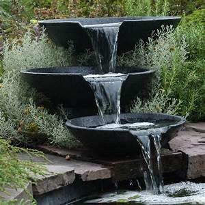 Fontaine Solaire Pour Bassin : nova scotia cascade 3 vasques 1312100 achat vente ~ Dailycaller-alerts.com Idées de Décoration
