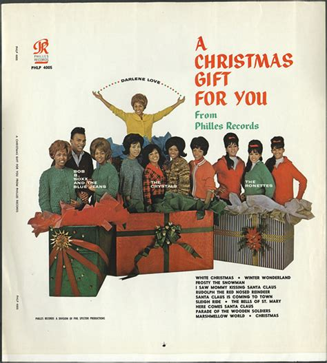 lot detail phil spector s personal quot a christmas gift for
