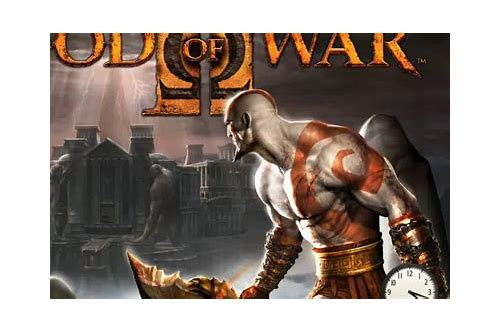 god of war free download for ps2