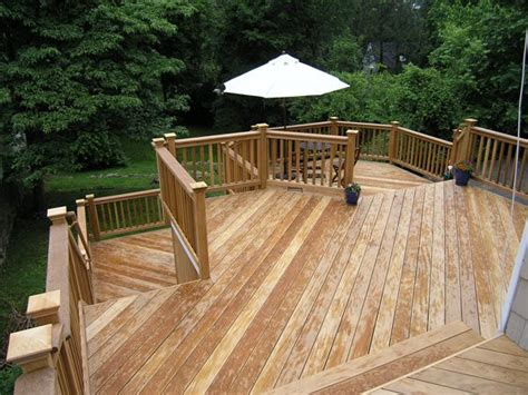 unique deck designs unique deck design ideas