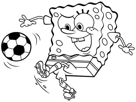 Spongebob Coloring Pages Coloring Pages 17988