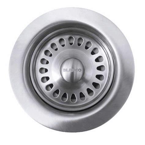 blanco sink strainer waste blanco america decorative basket waste strainer 44109
