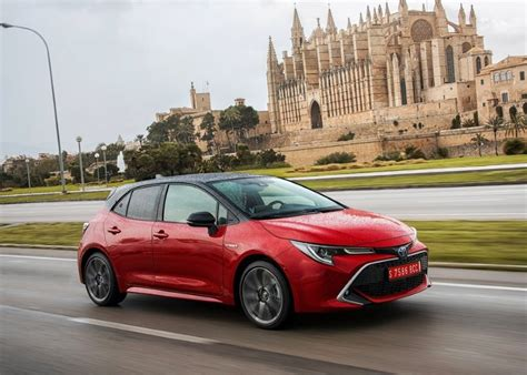 2020 Toyota Corolla Redesign by 2020 Toyota Corolla Hybrid Redesign Changes New Suv Price