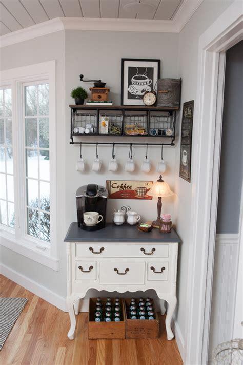 fresh farmhouse kitchen  gray  white town country