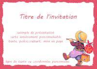 pot de depart invitation cartons d invitation gratuit retraite femme