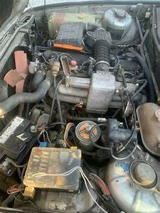 1982 Bmw 733i 5 Speed Manual Transmission