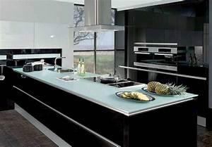 Ilôt De Cuisine : ilot de cuisine peut on installer un lot de cuisine n ~ Teatrodelosmanantiales.com Idées de Décoration