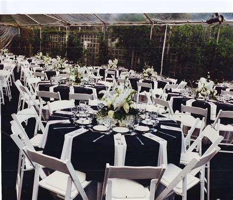 tented wedding reception clear top tent white wood