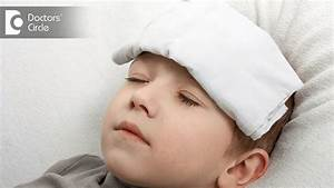 Immediate Steps To Counter Fever In Children