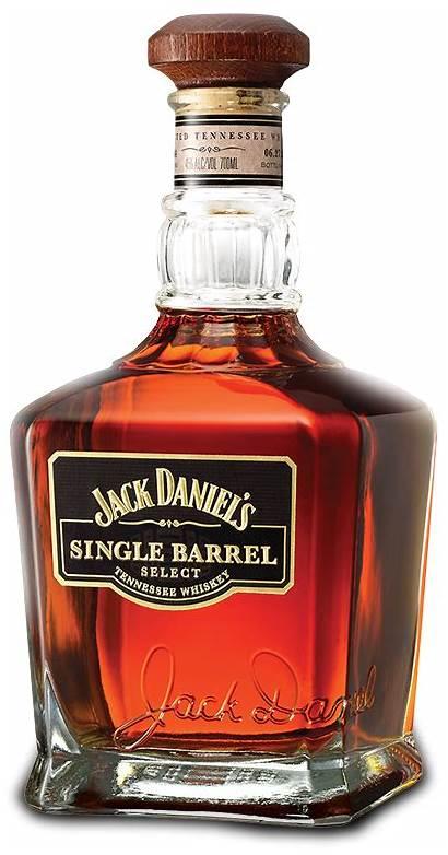 Jack Barrel Single Daniels Daniel Whiskey Bottle