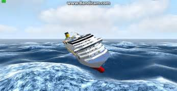 costa pacifica sinking cruise ship sinking costa pacifica