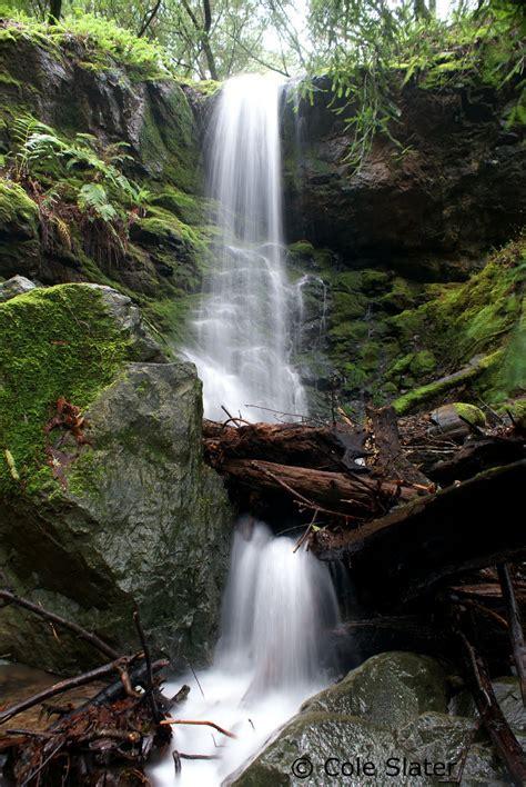coles trail tales marin waterfalls hike dawn falls