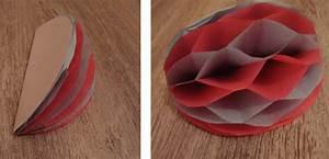 Boule En Papier Crepon : diy d co des pompons en papier de soie en trois fa ons ~ Dode.kayakingforconservation.com Idées de Décoration