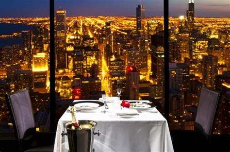 rosalia top co food and business the signature room 95th floor eater
