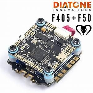 Diatone Mamba F405 Mk2 Betaflight Fc  U0026 F50 50a 3