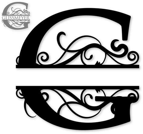 split monogram flockfolie letters pinterest design studios  bottle