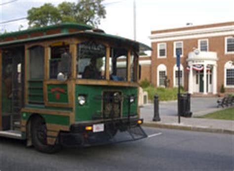 Cape Cod Regional Transit Authority  Hyannis Area Trolley