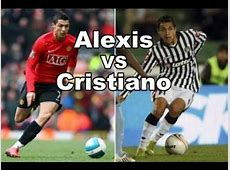 Cristiano Ronaldo Verssus Alexis Sanchez HD YouTube