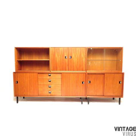 wandmeubel design kasten vintage design wandmeubel dressoir uit de jaren 60