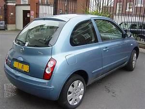 Nissan Micra 2007 : nissan micra 01 2007 blue lieu ~ Melissatoandfro.com Idées de Décoration