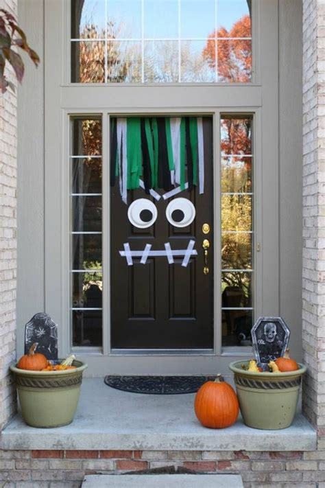 idee de decoration de la porte dentree decoration