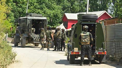 Indian troops kill eight rebels in Kashmir gunfights