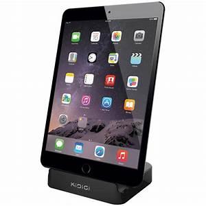 Ipad 4 Dockingstation : kidigi 2 4a charge sync dock apple ipad mini black ~ Bigdaddyawards.com Haus und Dekorationen