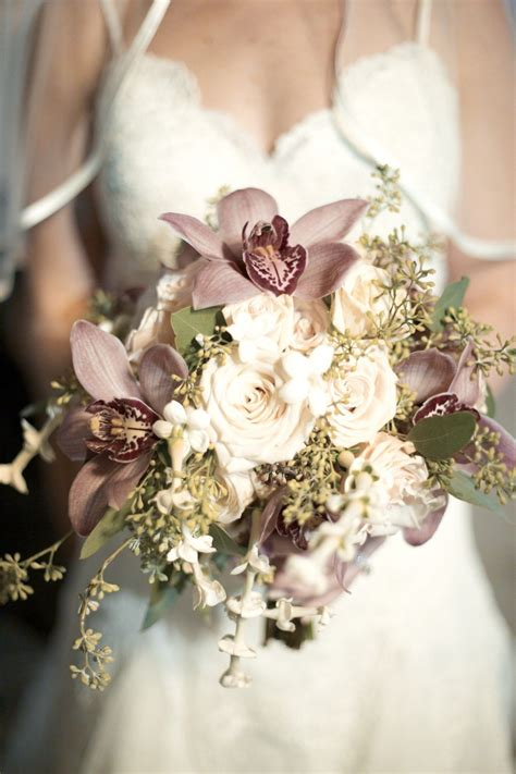 Bouquet Glamour Elegant Wedding Estera Events Estera