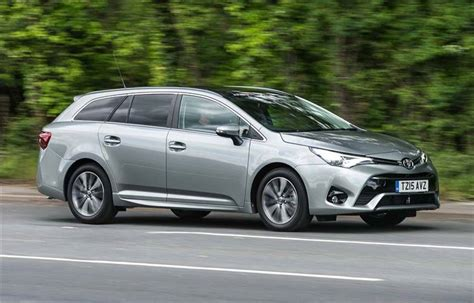 toyota avensis touring sports  car review honest john