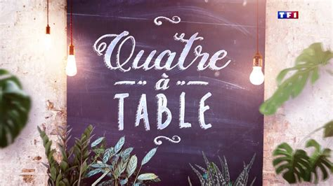 tf1 recettes cuisine laurent mariotte tf1 4 à table cuisiner pour 4 pour moins de 30 euros