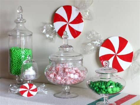 How To Make Christmas Candy Decorations