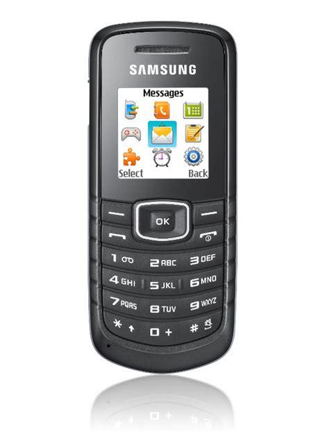 Samsung E1080 Videos von und mit dem Handy aufgenommen