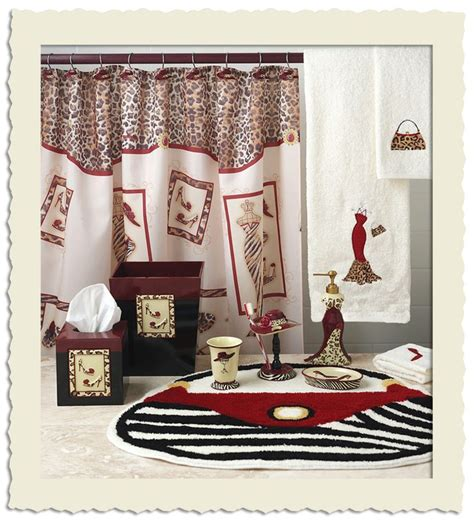 Girly Bathroom Accessories Sets by Pin By S Linens On Splish Splash