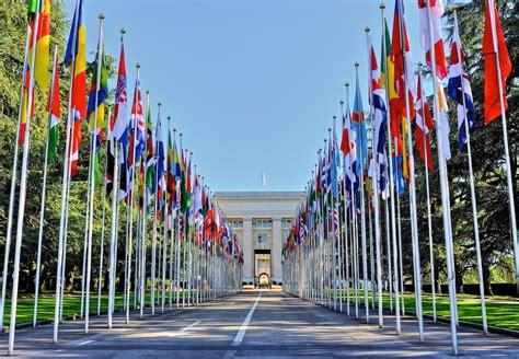 siege de l onu séminaire international à ève sur les statuts d