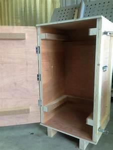 Ikea Caisse Bois : caisse metallique bois dessus roulette ~ Melissatoandfro.com Idées de Décoration
