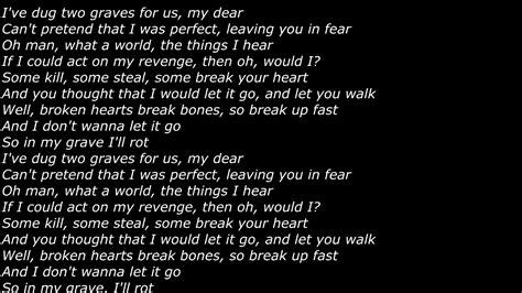 Garette's Revenge (official Screen Lyrics
