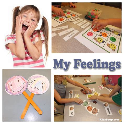 family emotions preschool and kindergarten activities 783 | My Feelings Activities KS 0
