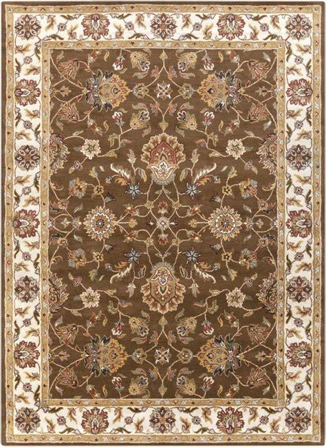 area rugs brown artistic weavers middleton awes2045 brown beige