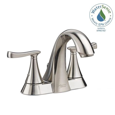 faucet handle bathroom sink american standard chatfield 4 in centerset 2 handle 23708