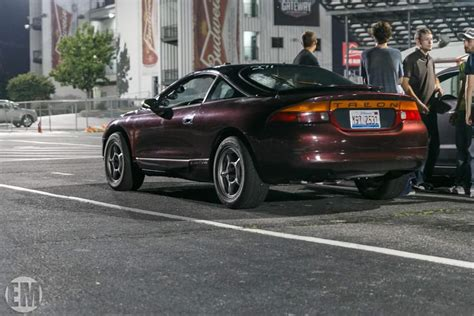 The Awd Eagle Talon With A Replacement For Displacement