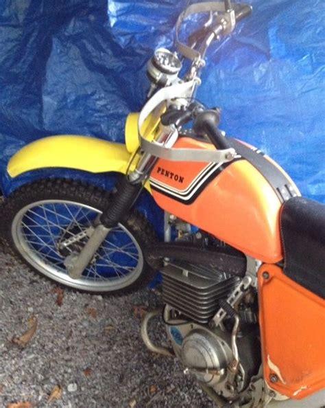 Dirt Bike Wiring Diagram 1974 by Vintage 1976 Penton 175 Cross Country Penton Motorcycle