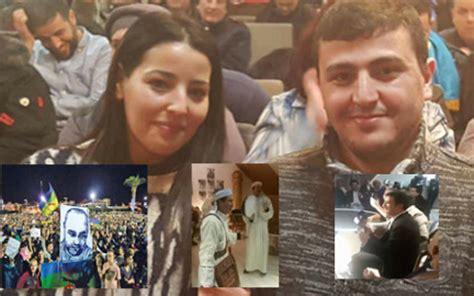 activisten hirak  belgie getrouwd video