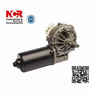 China 50w 24v Machine Motor  Ncr-1506