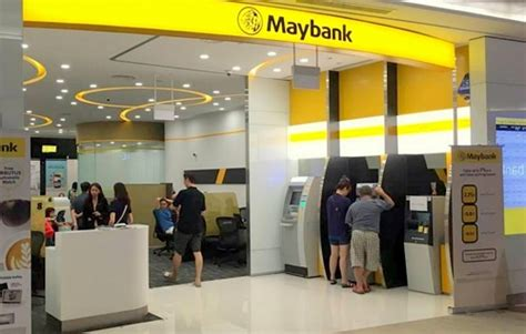 Maybank Branches In Singapore