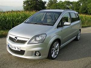 Opel Zafira 2007 : opel zafira 2 0 2007 auto images and specification ~ Medecine-chirurgie-esthetiques.com Avis de Voitures