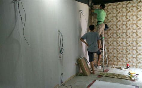 wallpaper installation services singapore renovation