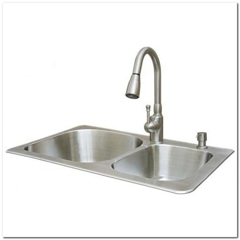 American Standard Ada Kitchen Sink  Sink And Faucet
