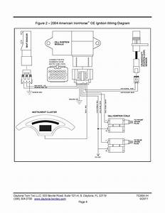 Iron Horse Motorcycle Wiring Diagram For