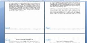 Apa Word Document Excel Tips How To Add Apa Page Numbers In Ms Word