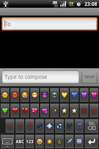 best emoji keyboard for android emoji keyboard android market